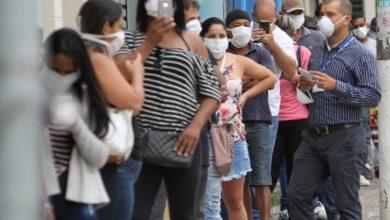Foto de Covid-19 avança e tira 1,4 milhão de brasileiros do mercado de trabalho