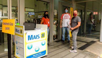 Foto de 21 de janeiro: Dia Nacional de Luta contra a 'reestruturação' do Banco do Brasil