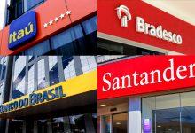 Foto de Lucro dos quatro maiores bancos foi de R$ 18,6  bilhões no primeiro trimestre