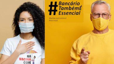 Foto de Movimento Sindical Bancário faz tuitaço por 'vacina já' para categoria