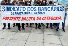Foto de Sindicato de Araçatuba participa de ato  contra reajuste imposto pela Economus